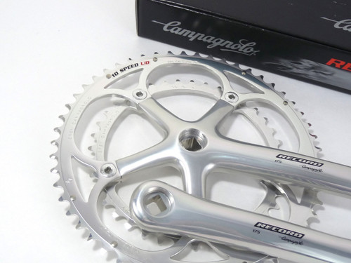 Campagnolo Record Crankset 10 Speed