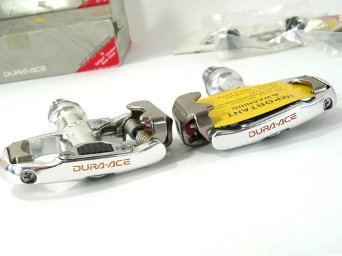 Shimano Dura Ace Pedal set Clipless 7701