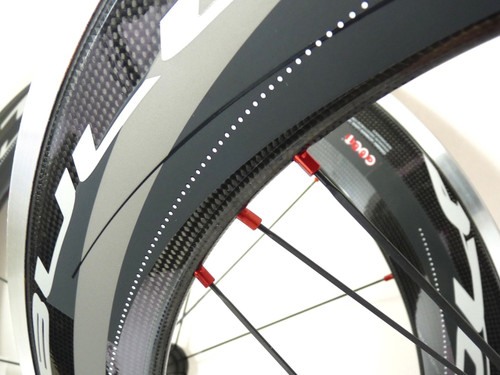 Campagnolo BULLET ULTRA Dark 11 speed wheelset