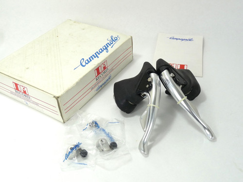 Campagnolo C Record 8 Speed ErgoPower shifter Set