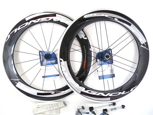 Campagnolo BULLET wheelset 11 speed 80mm