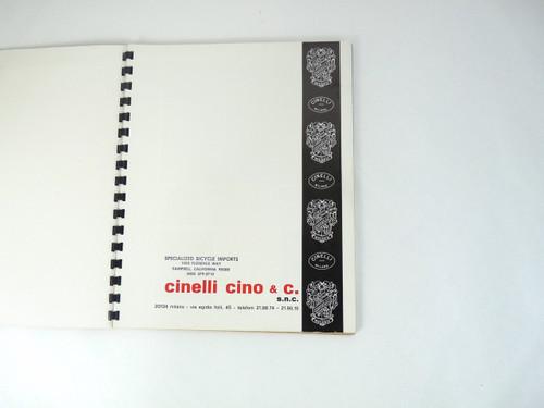 Cinelli catalog