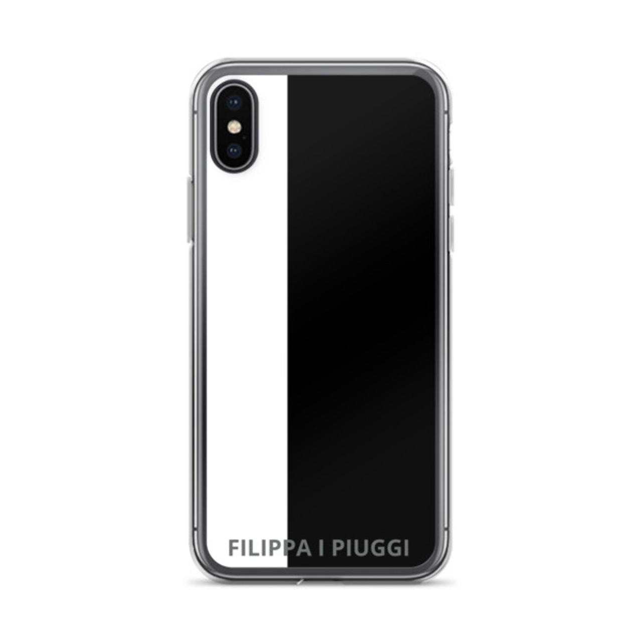 iPhone Case BLACK & WHITE