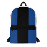 Backpack | BLUE & WHITE