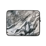 Laptop Sleeve | MARBLE BLACK