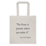 Tote bag | WORDS TO LIVE BY!
