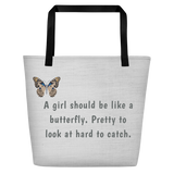 Tote bag | WORD GIRLS !