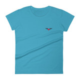 Women's short sleeve t-shirt | WINGS