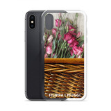 iPhone Case   FLOWERS IN A BASKET