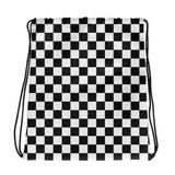 Drawstring bag | CHECKER