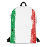 Backpack | ITALIAN FLAG 100%