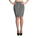 Pencil Skirt | TWEED