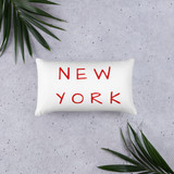 Pillow| New York