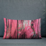 Premium Pillow | HOT PINK