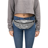 Fanny Pack | GREY SPECKLE