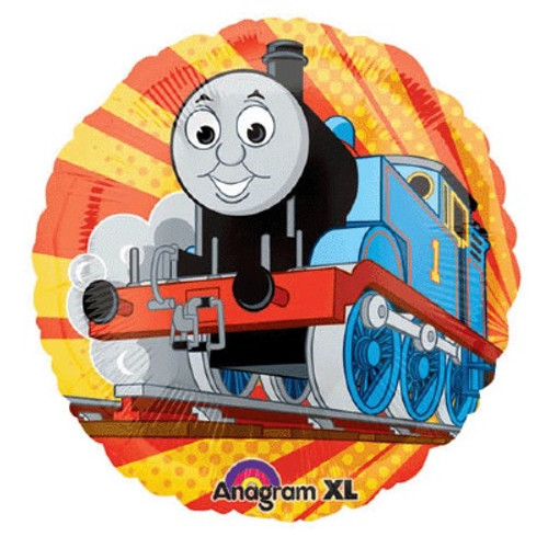Thomas the Tank Engine On Track Mylar Balloon