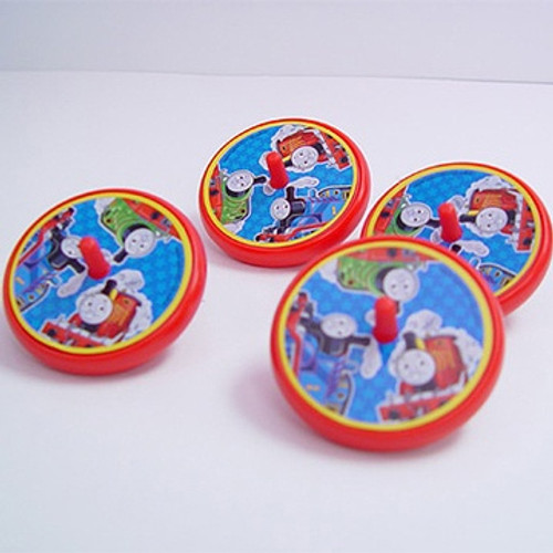 Thomas the Tank Engine Spin Tops Favor