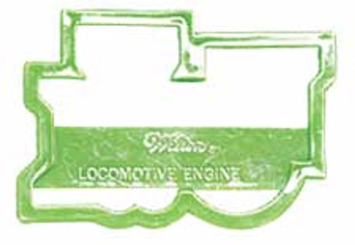 Locomotive Perimeter Cutter