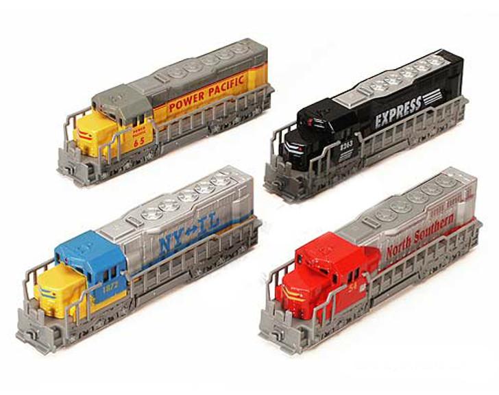Die-cast Freight Locomotives