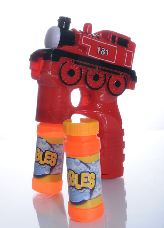 Train Bubble Blaster with Light and Sound