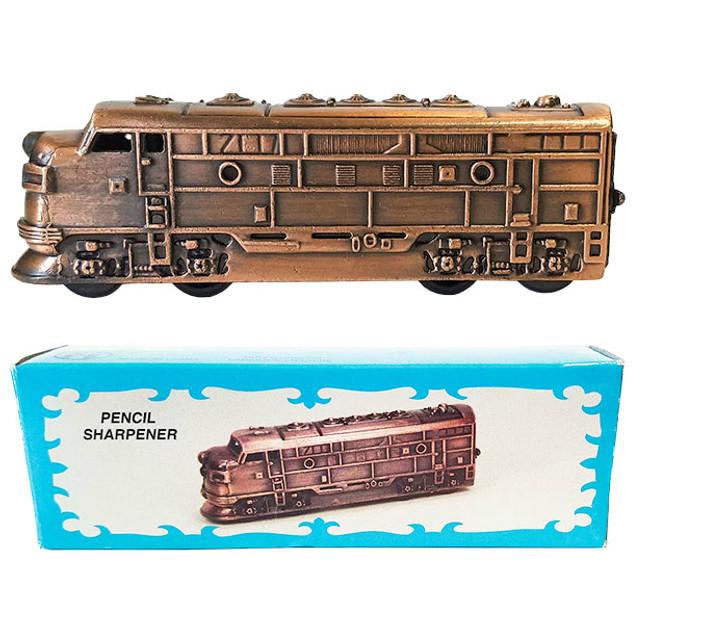 Diesel Locomotive Shaped Pencil Sharpener
