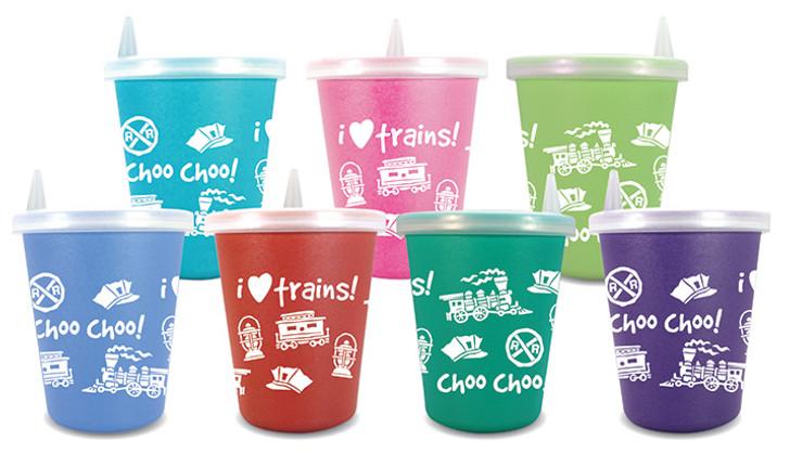 Choo-Choo Train Toddlers Sippy Cup