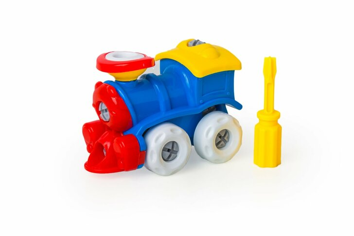 Little Train Take Apart Toy
