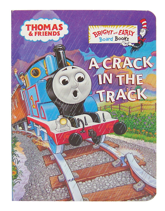 Thomas and Friend A Crack in the Track Book