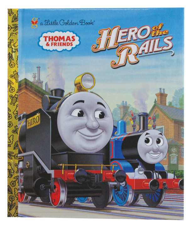 Thomas and Friends Hero of the Rails Book