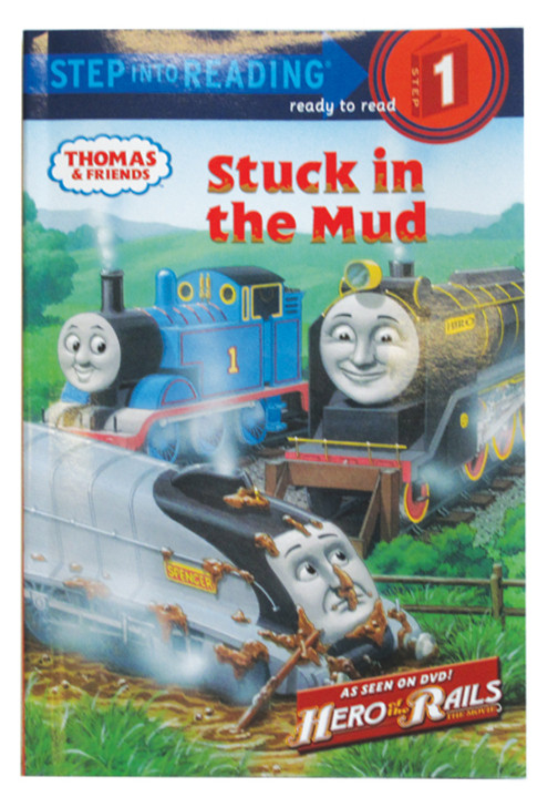 Thomas and Friends Stuck in the Mud Book