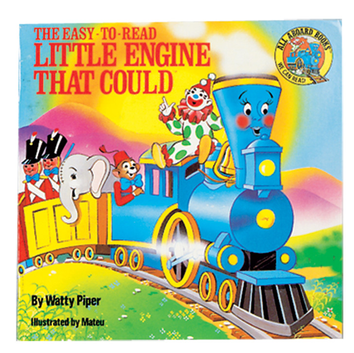 Little Engine That Could Easy To Read Book