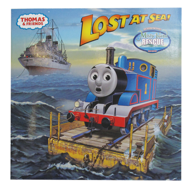 Thomas and Friends Lost at Sea Book