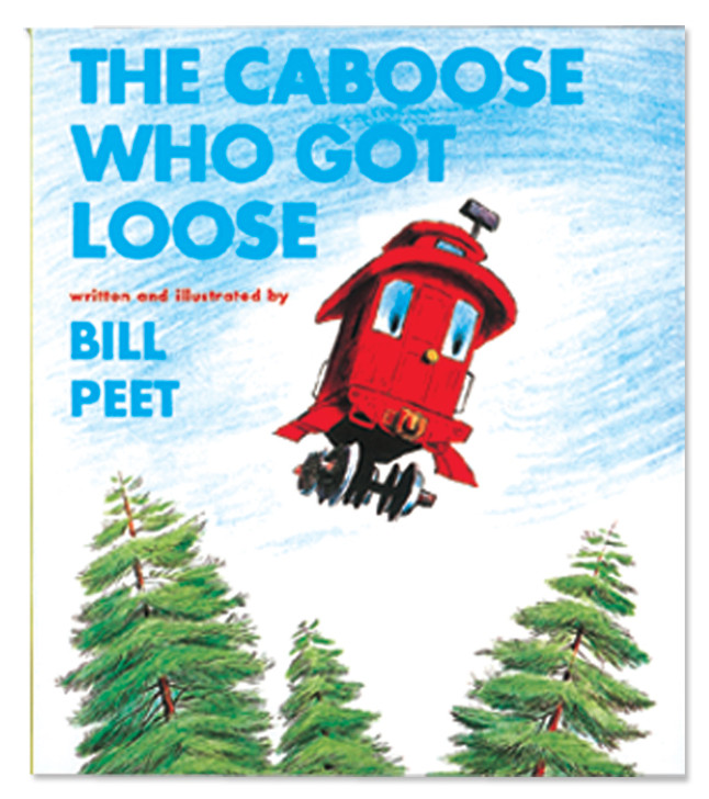 The Caboose That Got Loose Book