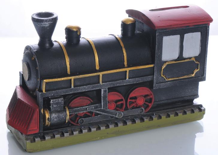Steam Engine Resin Savings Bank