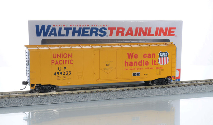 Walthers Trainline HO Scale Union Pacific Boxcar