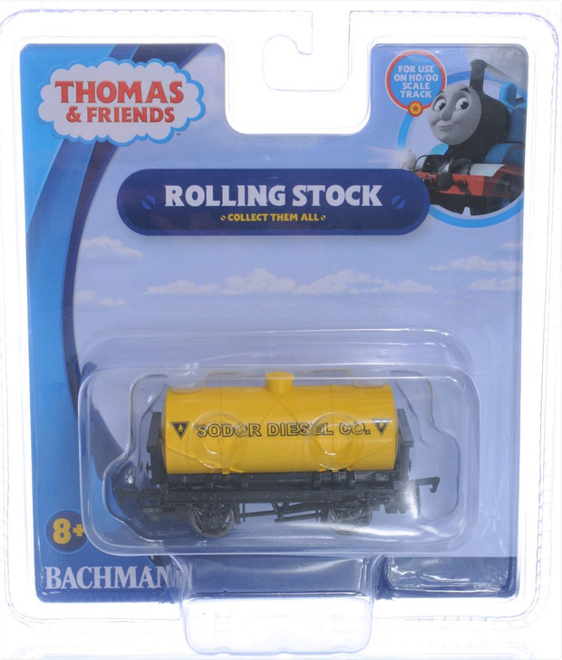 Thomas and Friends HO Scale Diesel Tank Car