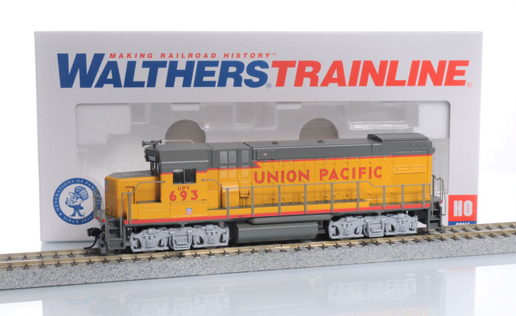 Walthers Trainline HO Scale Union Pacific GP15-1