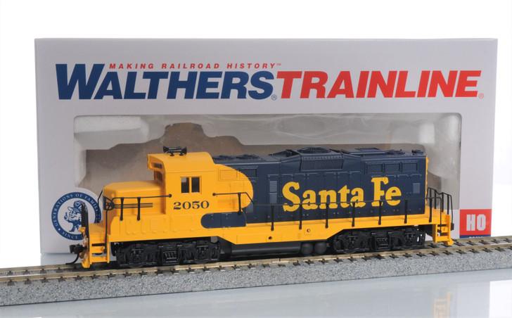 Walthers Trainline HO Scale Santa Fe GP9M