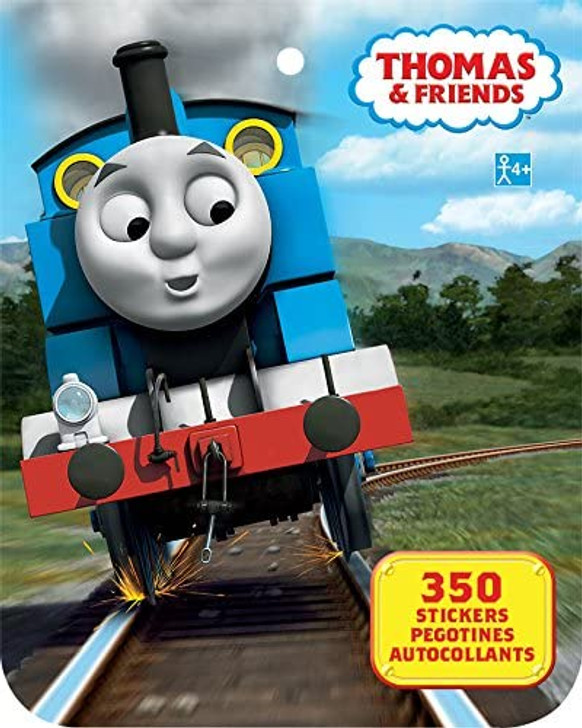 Thomas and Friends Sticker Book (350 stickers)