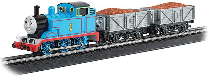 Deluxe Thomas Troublesome Trucks Set - Standard DC - Thomas and Friends(TM)
