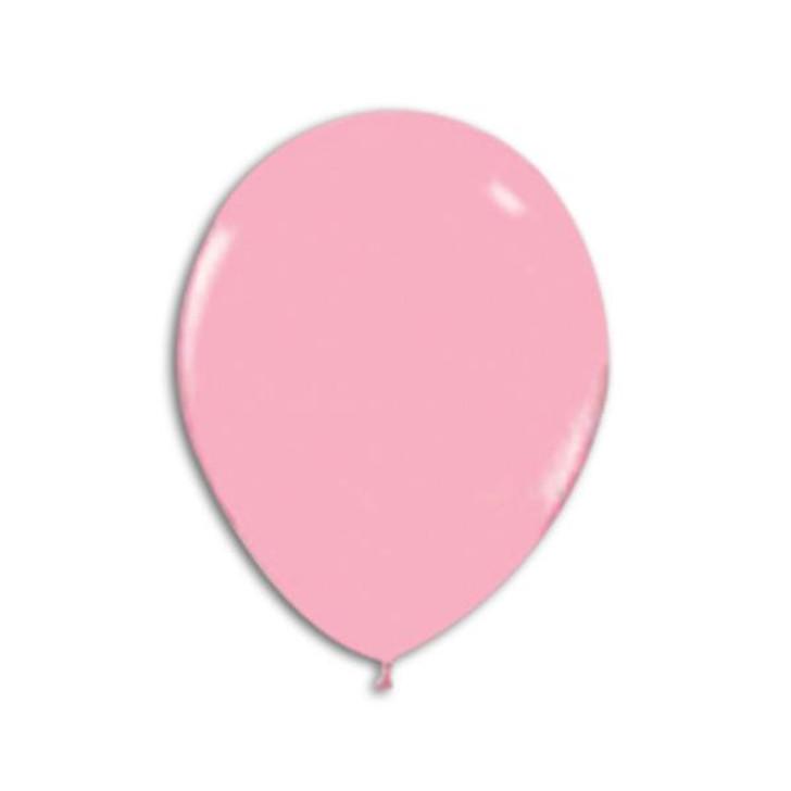 "11"" Pink Latex Balloons 10ct"