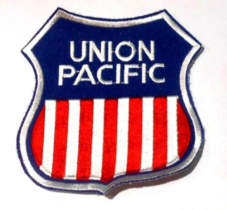 Union Pacific Railroad Patch Iron On