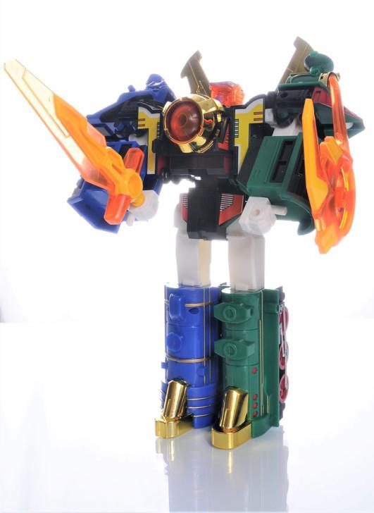 Trains Transformer Toy