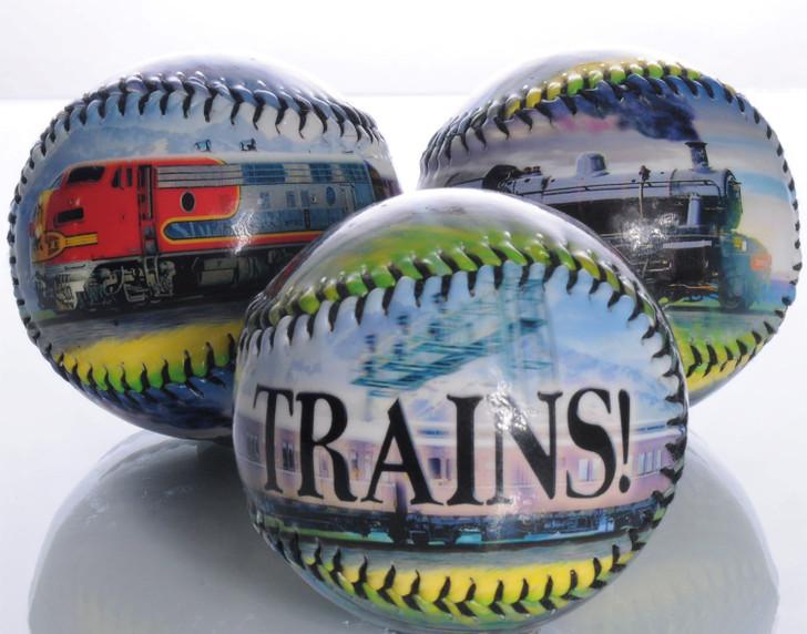 Ball Aboard! Train Baseball
