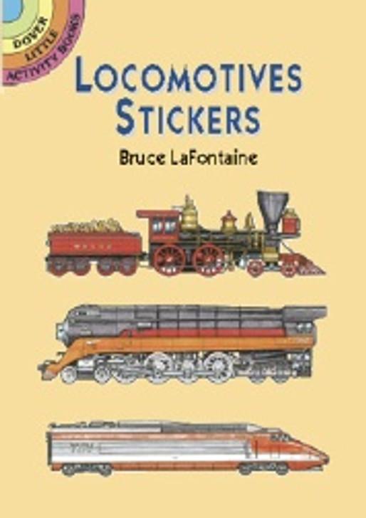Locomotives Stickers