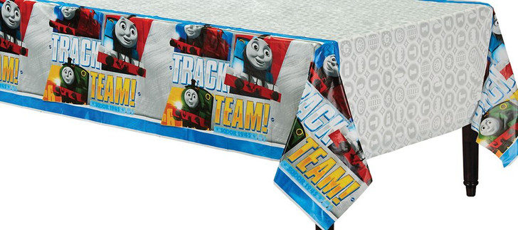 Thomas & Friends Full Steam Ahead Table Cover