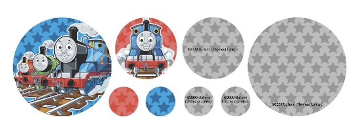 Thomas & Friends Full Steam Ahead Confetti