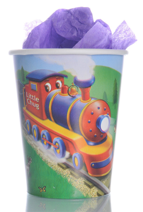 Little Chug Train Party 9-oz Paper Cups