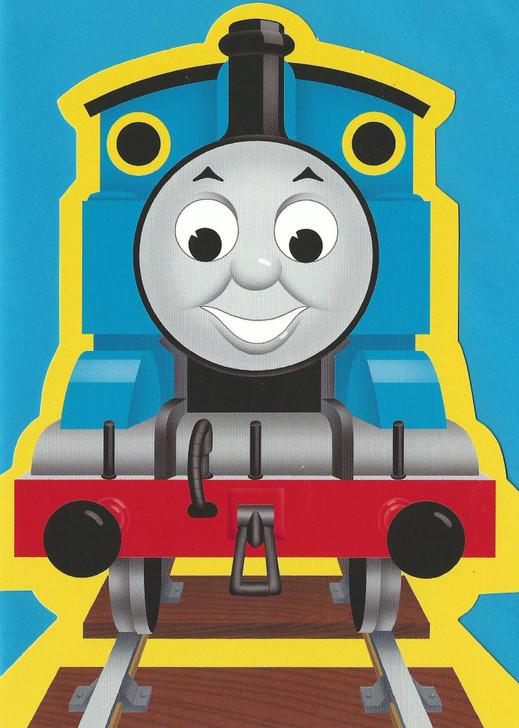 Thomas Die-Cut Wishes Card