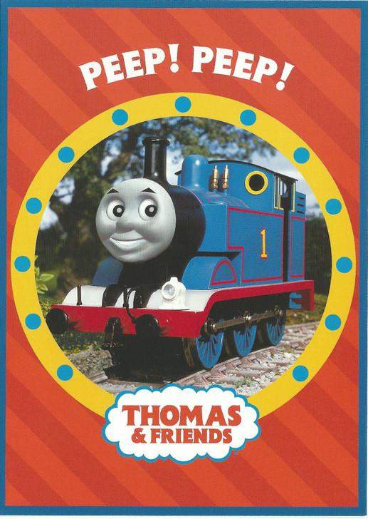 Peep! Peep! Thomas Greeting Card
